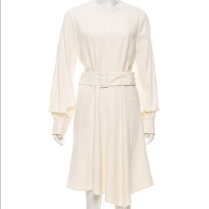 Derek Lam Cream Dress